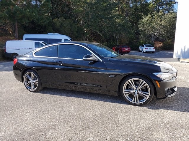used 2017 BMW 4-Series car, priced at $22,993