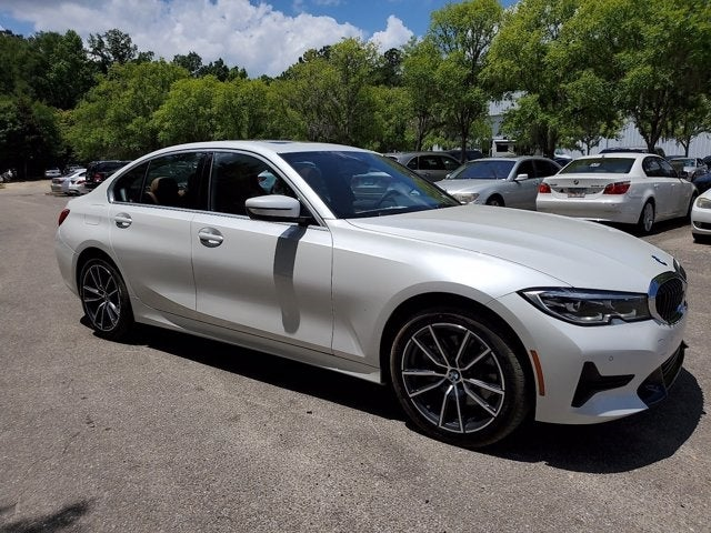 new 2021 BMW 330i car, priced at $48,145