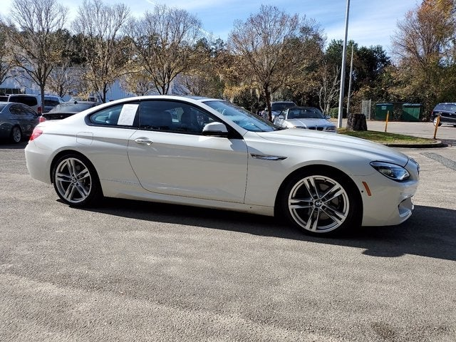 used 2016 BMW 6-Series car, priced at $34,994