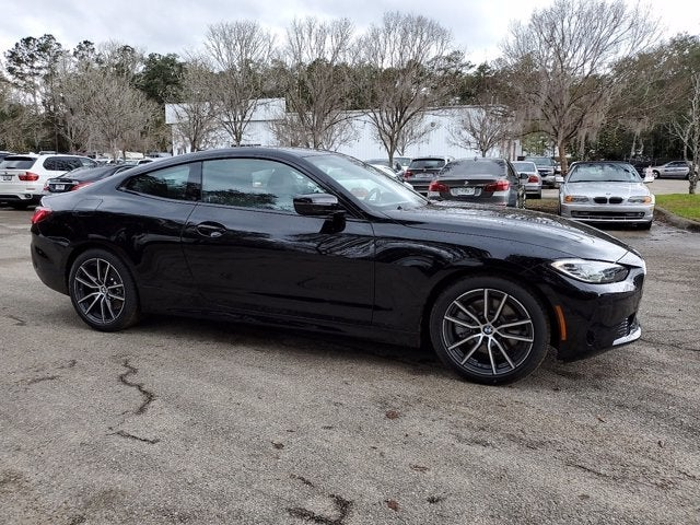 new 2021 BMW 430i car, priced at $52,130