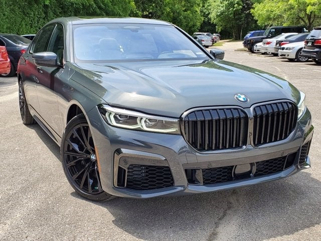 new 2022 BMW M760i car, priced at $182,225