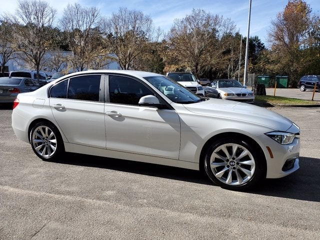 used 2018 BMW 3-Series car, priced at $20,995