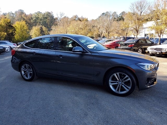 used 2018 BMW 3-Series car, priced at $28,895