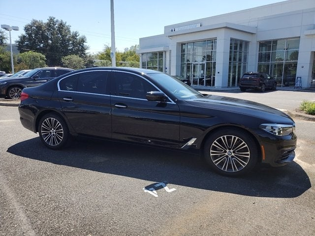 used 2017 BMW 5-Series car, priced at $33,483
