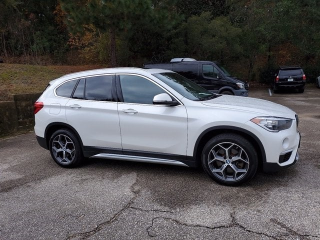 used 2018 BMW X1 car, priced at $23,995