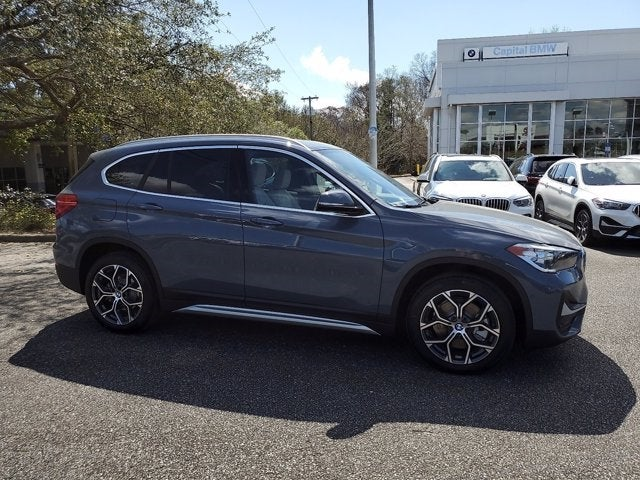 new 2021 BMW X1 28i car, priced at $42,545