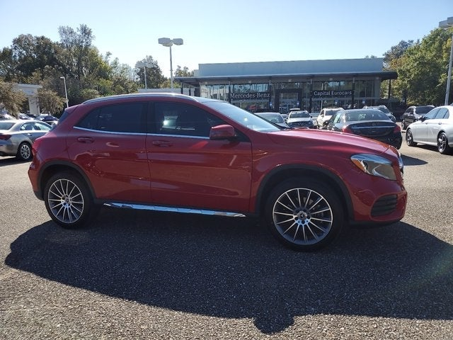 used 2018 Mercedes-Benz GLA car, priced at $26,495