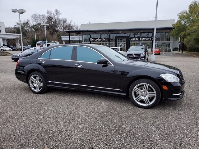 used 2013 Mercedes-Benz S-Class car, priced at $23,669