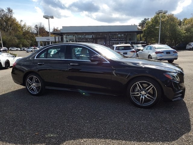 used 2017 Mercedes-Benz E-Class car, priced at $35,494