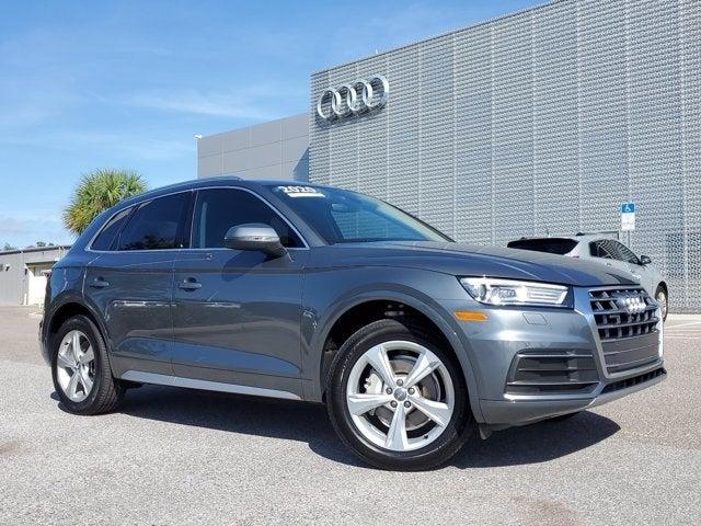 used 2020 Audi Q5 car