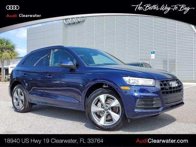 new 2020 Audi Q5 car, priced at $48,150