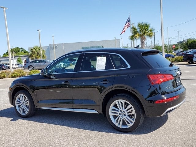 new 2020 Audi Q5 car, priced at $50,305