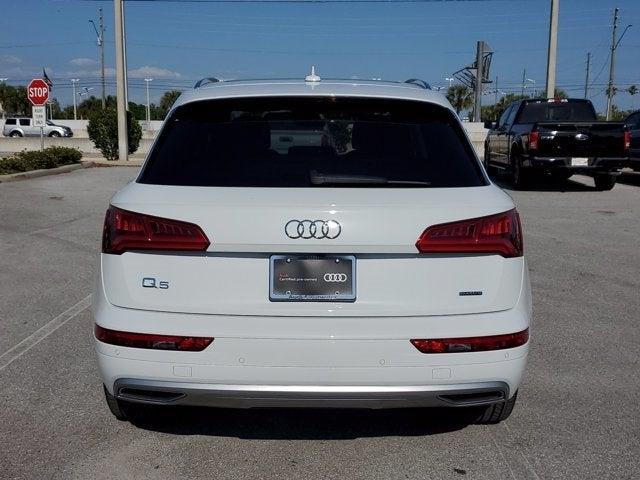 new 2020 Audi Q5 car, priced at $51,505