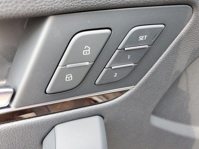 new 2020 Audi Q5 car, priced at $50,910