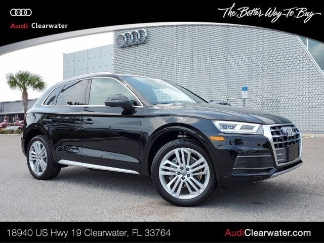 new 2020 Audi Q5 car, priced at $50,910