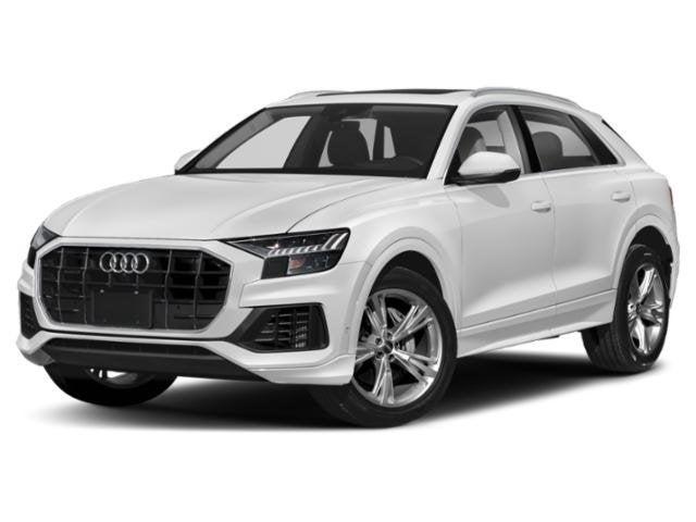 new 2020 Audi Q8 car, priced at $87,240