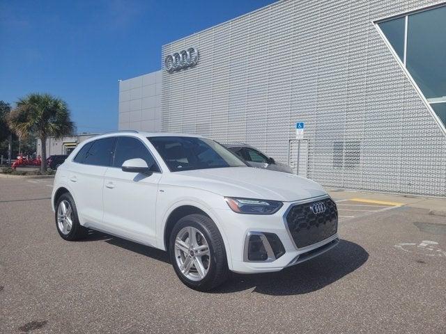used 2021 Audi Q5 car