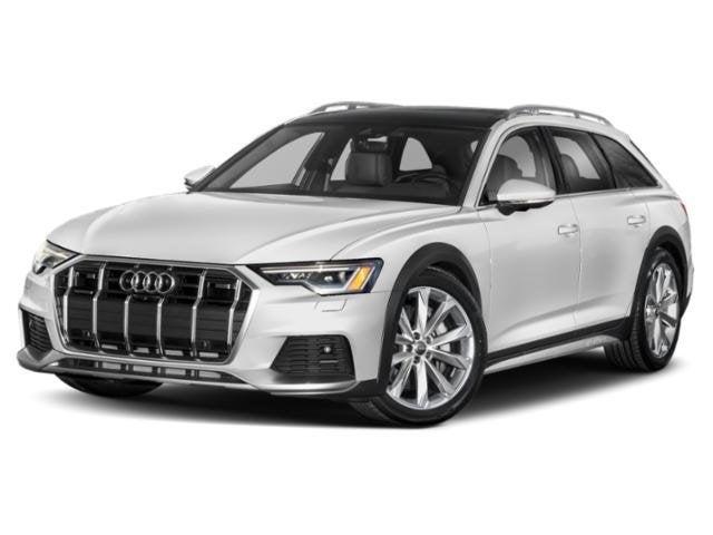 new 2021 Audi A6 allroad car, priced at $74,250