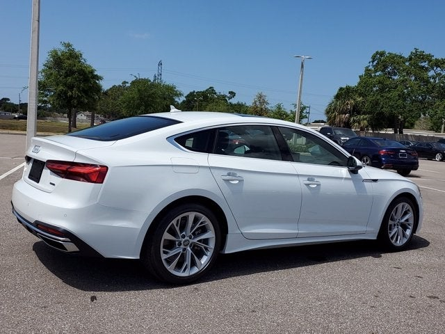 new 2020 Audi A5 Sportback car, priced at $51,190