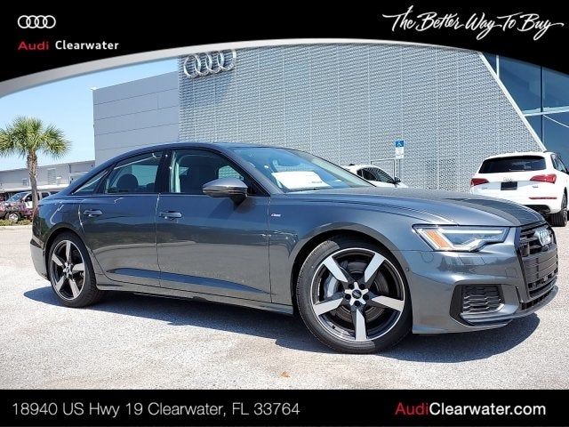 new 2020 Audi A6 car, priced at $71,650