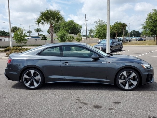 new 2020 Audi A5 Coupe car, priced at $53,140