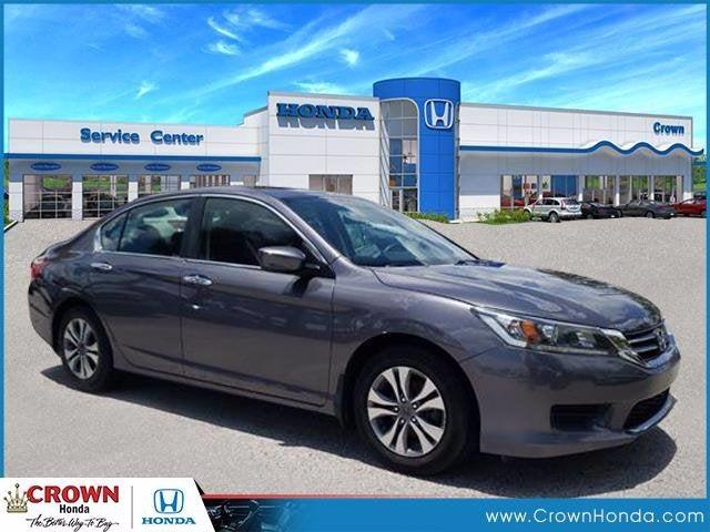 used 2014 Honda Accord car, priced at $13,991