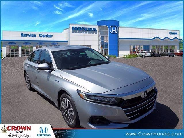 new 2021 Honda Accord Hybrid car, priced at $29,826