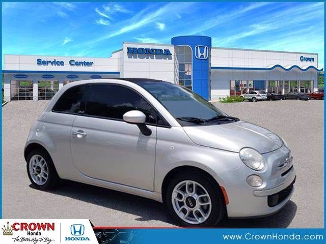 used 2012 FIAT 500 car, priced at $8,999