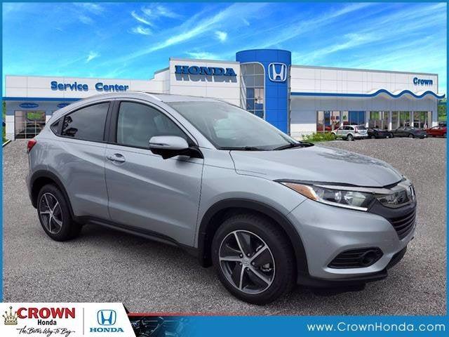 new 2021 Honda HR-V car, priced at $24,261