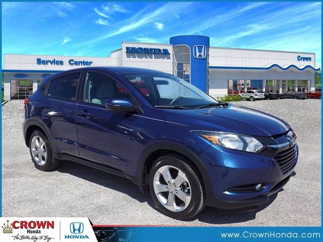 used 2017 Honda HR-V car, priced at $16,491