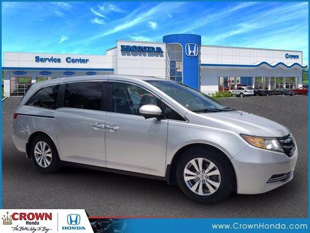 used 2014 Honda Odyssey car, priced at $13,761