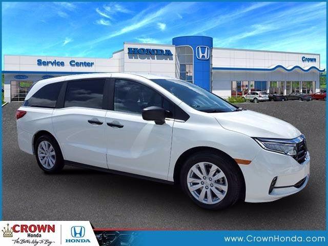 new 2021 Honda Odyssey car, priced at $32,606