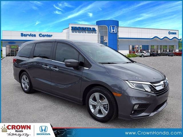used 2019 Honda Odyssey car, priced at $30,000