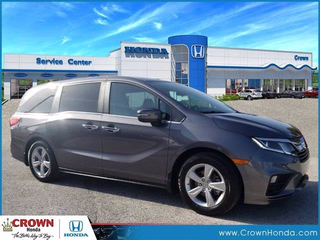 used 2019 Honda Odyssey car, priced at $28,691