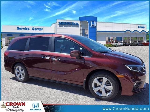 new 2020 Honda Odyssey car, priced at $33,166