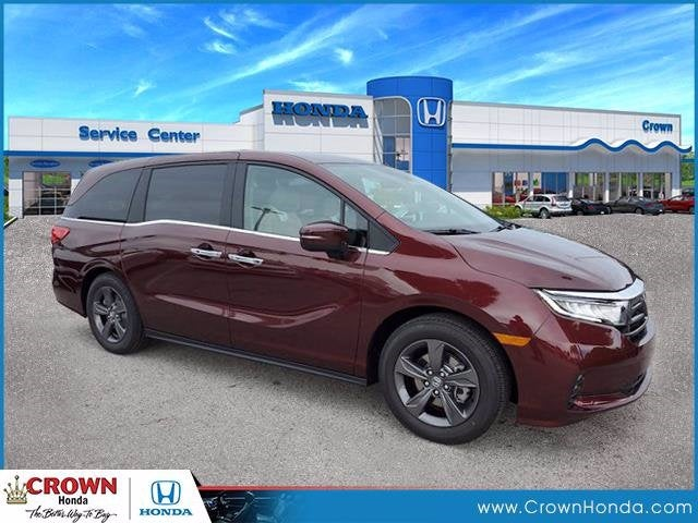 new 2021 Honda Odyssey car, priced at $35,153