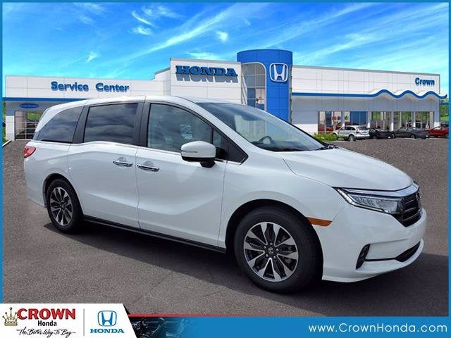 new 2021 Honda Odyssey car, priced at $38,243