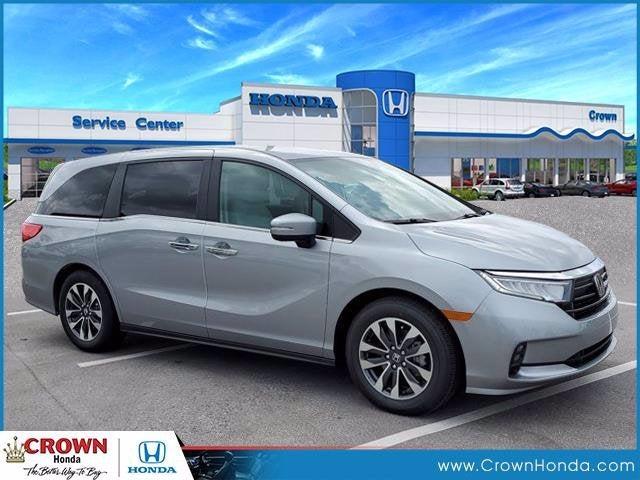 new 2021 Honda Odyssey car, priced at $37,507
