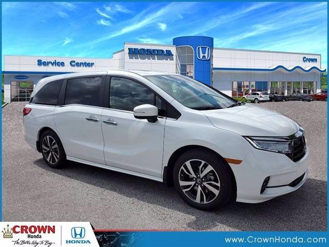 new 2021 Honda Odyssey car, priced at $41,393