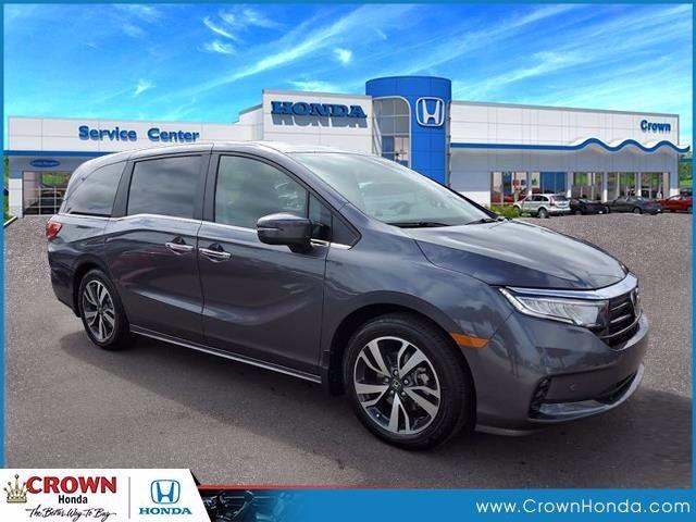 new 2021 Honda Odyssey car, priced at $40,658