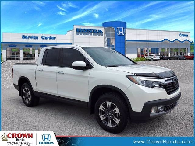 used 2018 Honda Ridgeline car, priced at $34,999