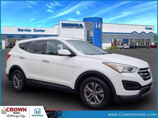 used 2013 Hyundai Santa Fe car, priced at $13,599