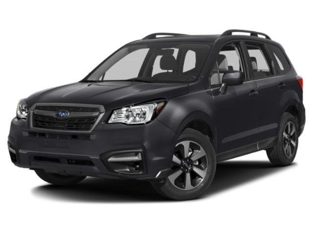 used 2018 Subaru Forester car