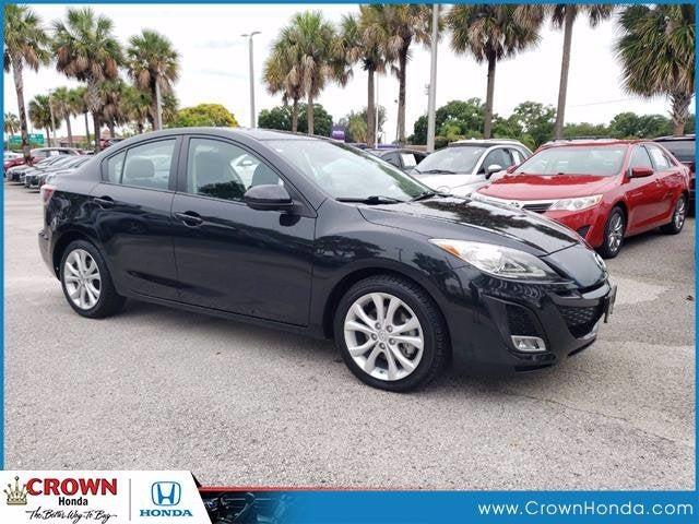 used 2011 Mazda Mazda3 car, priced at $10,399