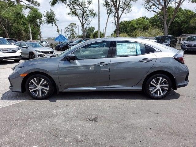 new 2020 Honda Civic Hatchback car, priced at $21,469