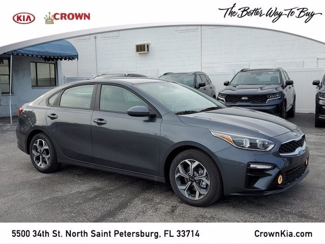 new 2021 Kia Forte car, priced at $17,935