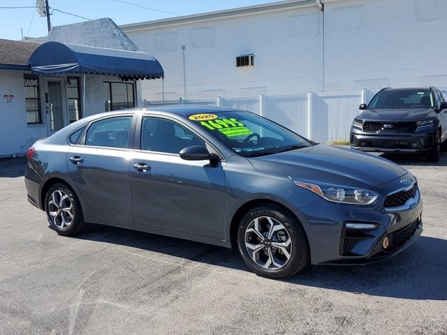 used 2020 Kia Forte car, priced at $16,995