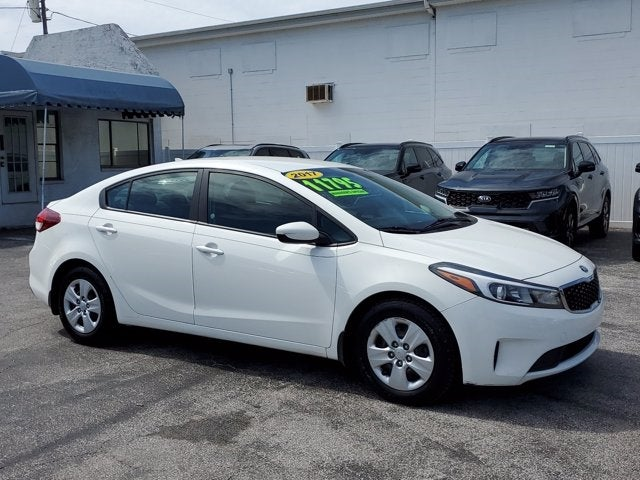 used 2017 Kia Forte car, priced at $11,795