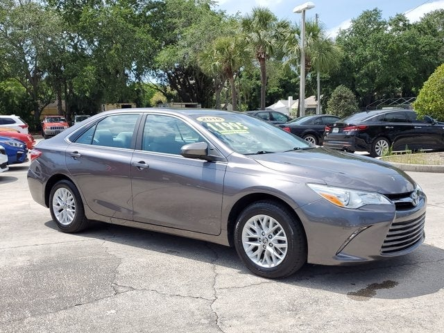 used 2016 Toyota Camry car, priced at $12,894