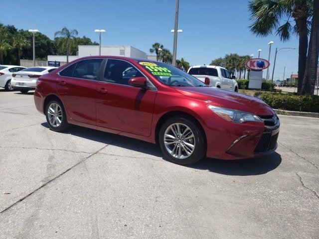 used 2015 Toyota Camry car, priced at $15,995